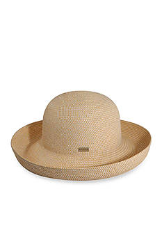 Betmar Straw Roll-Up Hat