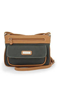 Kim Rogers Anna Hunter Two Tone Crossbody Bag