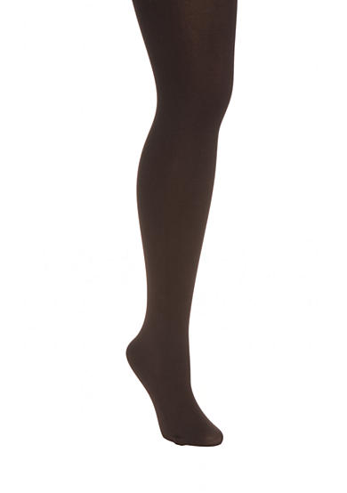 Anne Klein Italian Opaque Microfiber Tights