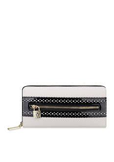 Anne Klein Perfect Tote Zip Around Wallet