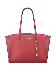 Anne Klein Head To Toe Large Tote Bag