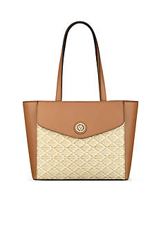 Anne Klein Perfect Tote Flap Satchel