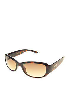 Nine West Small Rectangular Sunglasses