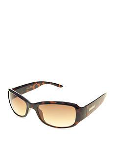 Nine West Small Rectangular Sunglasses