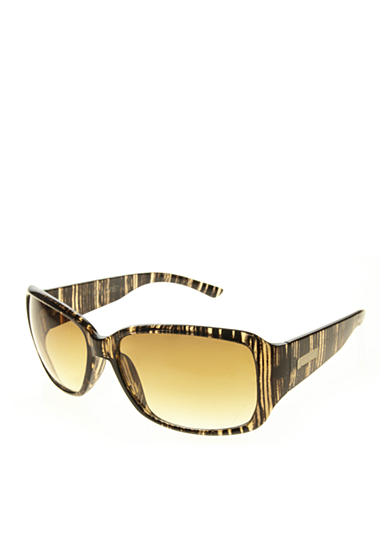 Nine West Large Modified Square Sunglasses