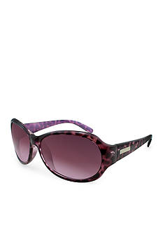 Nine West Oval Sunglasses