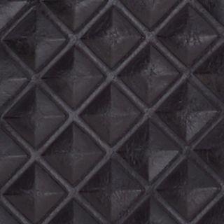Handbags & Accessories: Hobo Designer Handbags: Diamond Embossed Black Hobo Goldie Crossbody