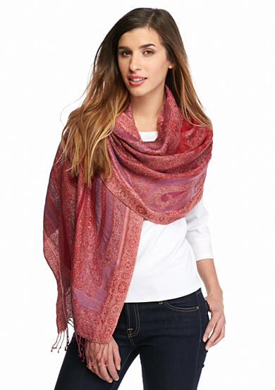 New Directions® Paisley Wrap
