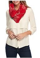 New Directions® Holiday Cheer Infinity Scarf