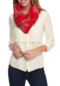 New Directions Holiday Cheer Infinity Scarf