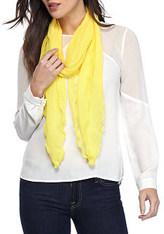New Directions® Dotted Flutter Scarf