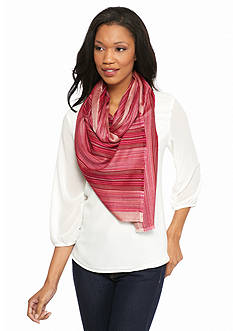 New Directions® Multi Woven Stripe Wrap