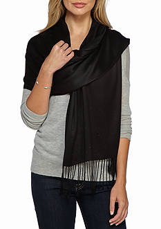 New Directions Embellished Pashmina Wrap