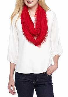 New Directions Light Weight Infinity Scarf