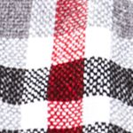 New Directions Handbags & Accessories Sale: Marlene Red New Directions London Plaid Scarf