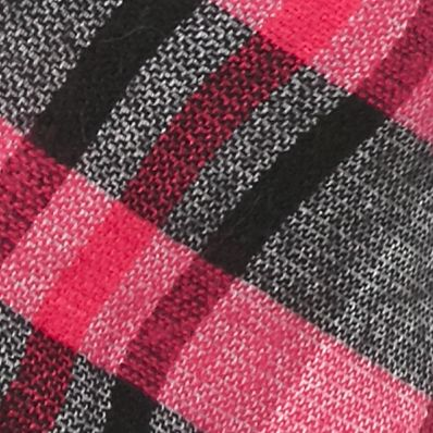 gift accessories for petites: Black Multi New Directions Southwestern Runway Blanket Wrap
