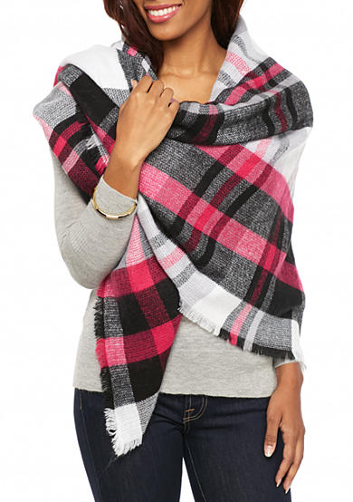 New Directions® Southwestern Runway Blanket Wrap