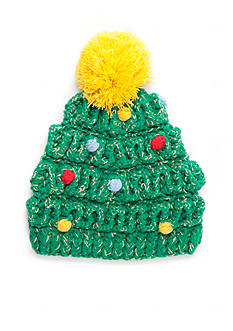 New Directions Oh Christmas Tree Beanie