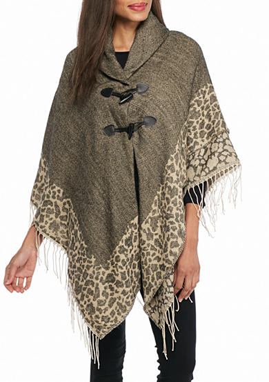 New Directions® Leopard Wrap