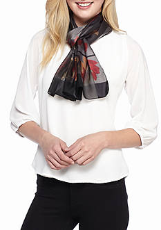 Kim Rogers® Fallen Autumn Leaves Scarf