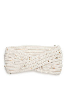 Steve Madden Crazy For Pearls Headband