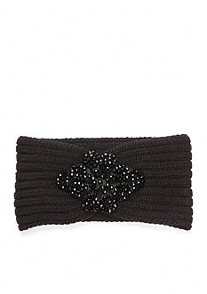 Betsey Johnson Crystal Headband