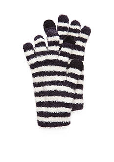 Steve Madden Varigated Stripe E-Touch Gloves