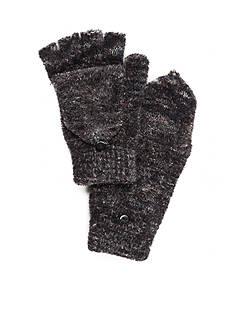 Steve Madden SpaceDye Convertible Magic Tailgate Gloves
