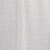 Juniors: Scarves Sale: White Silver Cejon Lurex Shimmer Wrap