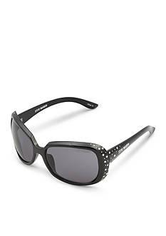 Steve Madden Rhinestone Sunglasses