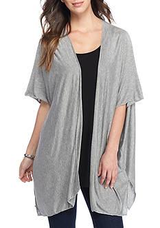 Cejon Rayon Jersey Kimono Topper