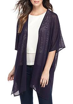 Cejon Slinky Fine Knit Kimono