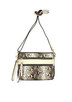 Jessica Simpson Clara Top Zip Crossbody