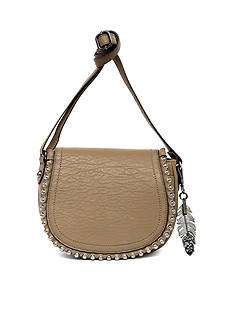 Jessica Simpson Camille Saddlebag