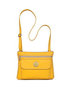 Kim Rogers® Erica Top Zip Crossbody