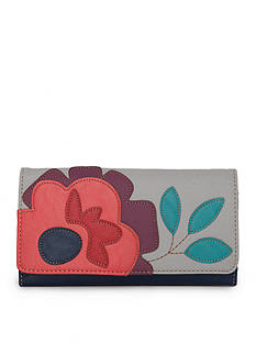 Kim Rogers® Takeaway Checkbook Wallet