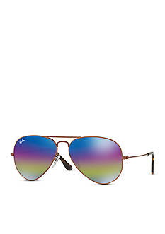 Ray-Ban® Flash Aviator Sunglasses
