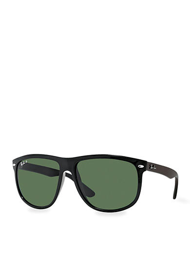 Ray-Ban® Flat Top Boyfriend 60-mm. Sunglasses