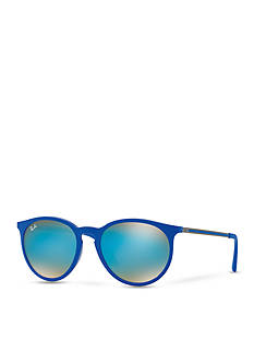 Ray-Ban Blue Flash Lens New Erika Sunglasses