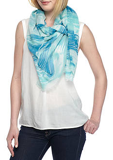 Ralph Lauren Watercolor Scarf
