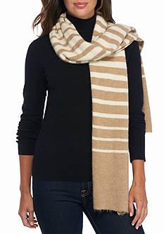 Ralph Lauren Stripe Blanket Wrap