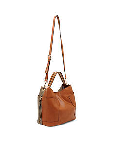 Steve Madden Colorblock Hobo