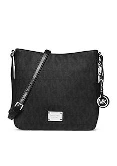 MICHAEL Michael Kors Jet Set Travel Logo Large Messenger