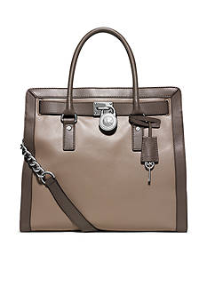 MICHAEL Michael Kors Hamilton Frame Out Large North South Tote