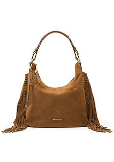 MICHAEL Michael Kors Billy Large Fringe Hobo Bag
