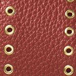 Handbags and Wallets: Brick MICHAEL Michael Kors Brooklyn Applique Medium Convertible Hobo