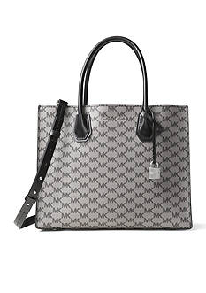 MICHAEL Michael Kors Kors Studio Collection Mercer Large Heritage Signature Tote