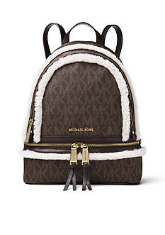 MICHAEL Michael Kors Rhea Zip Medium Back Pack
