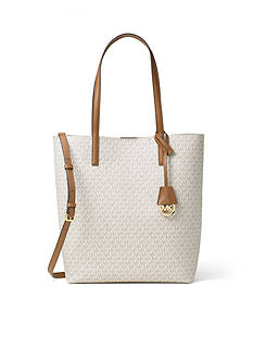 MICHAEL Michael Kors Hayley Large Logo North-South Tote
