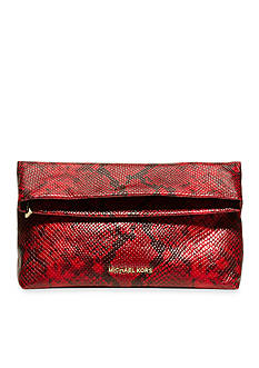 MICHAEL Michael Kors Daria Fold Over Clutch
